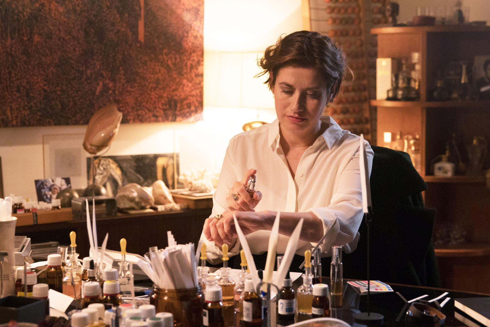 Les Parfums : Photo Emmanuelle Devos
