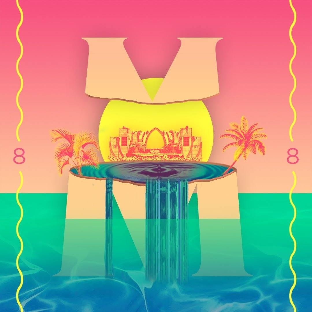Marvellous Island affiche musique