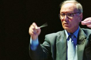 Morricone dirige Morricone image concert