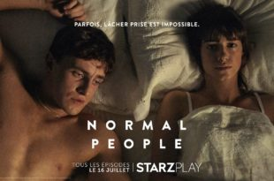 Normal People saison 1 affiche STARZPLAY