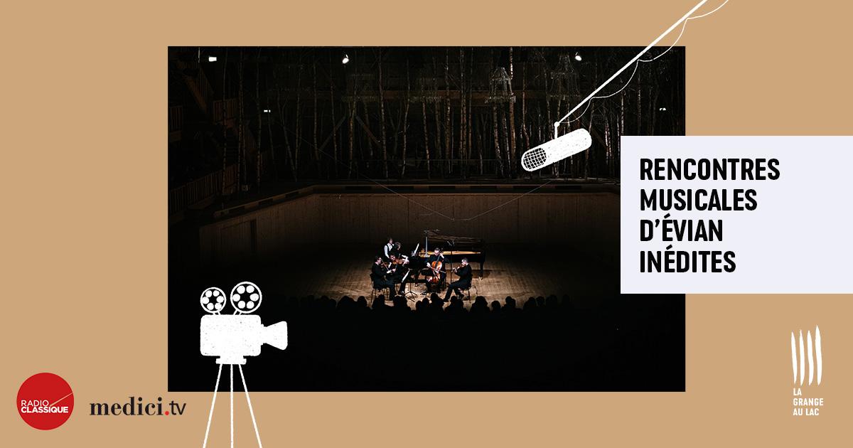 Rencontres Musicales d'Évian 2020 affiche