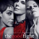 The Good Fight saisons 1 à 3 affiche Téva