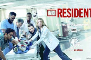 The Resident saison 3 affiche série télé