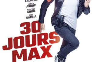 30 jours max affiche film 2020