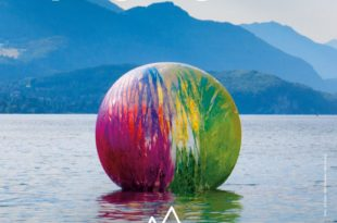 Annecy Paysages 2020 affiche