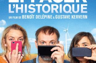 Effacer l'historique affiche film 2020