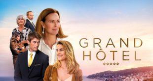 GRAND HOTEL affiche série télé