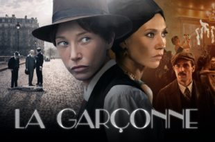 LA GARÇONNE de Dominique Lancelot affiche série télé