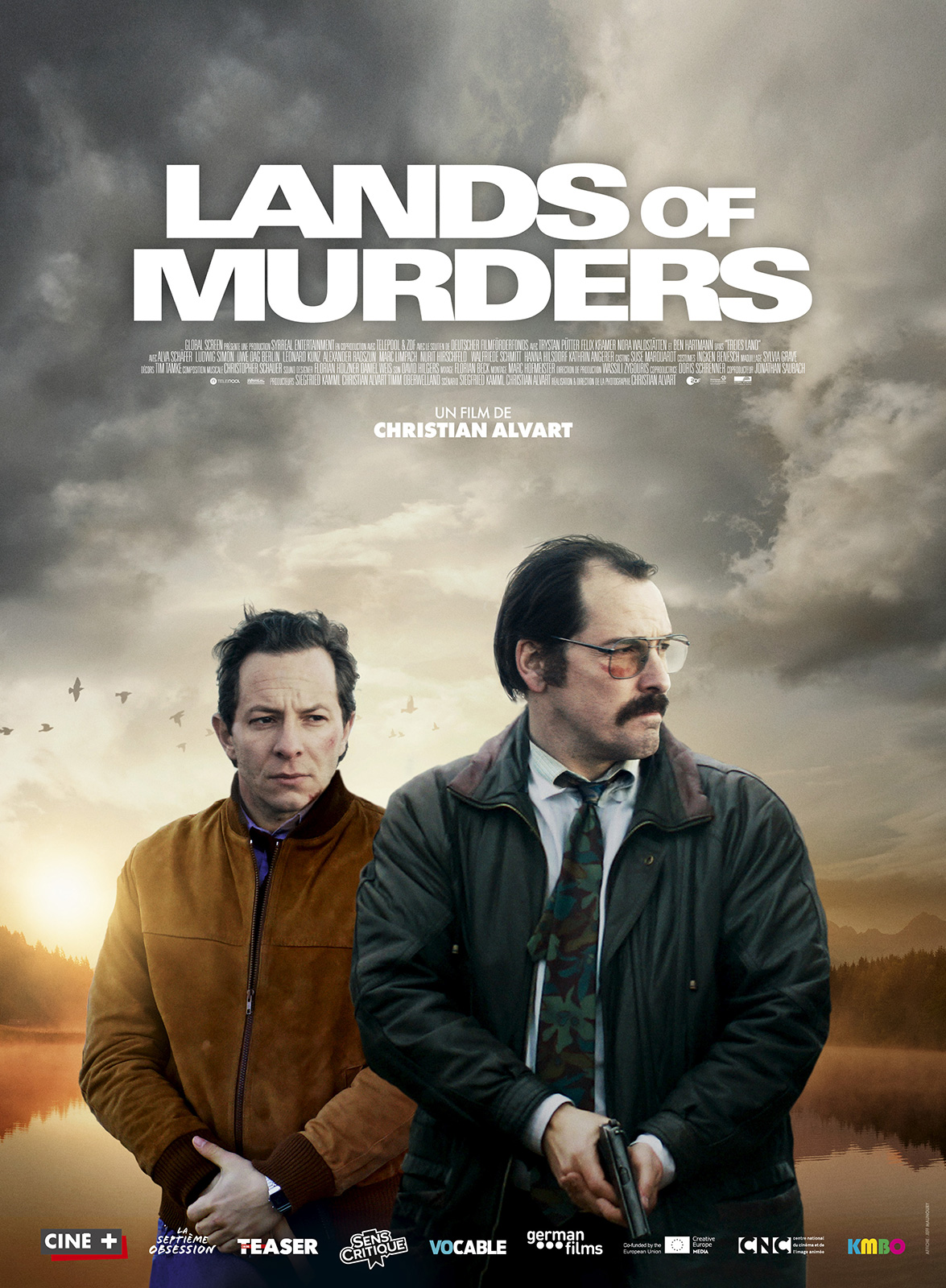 Lands of Murders critique film 2020 affiche