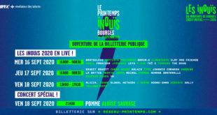 Le Printemps iNOUïs 2020 programme