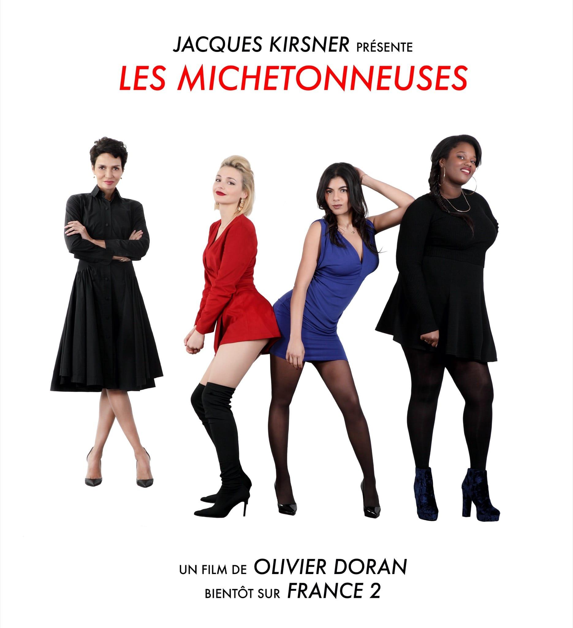Les michetonneuses d'Olivier Doran affiche téléfilm France 2