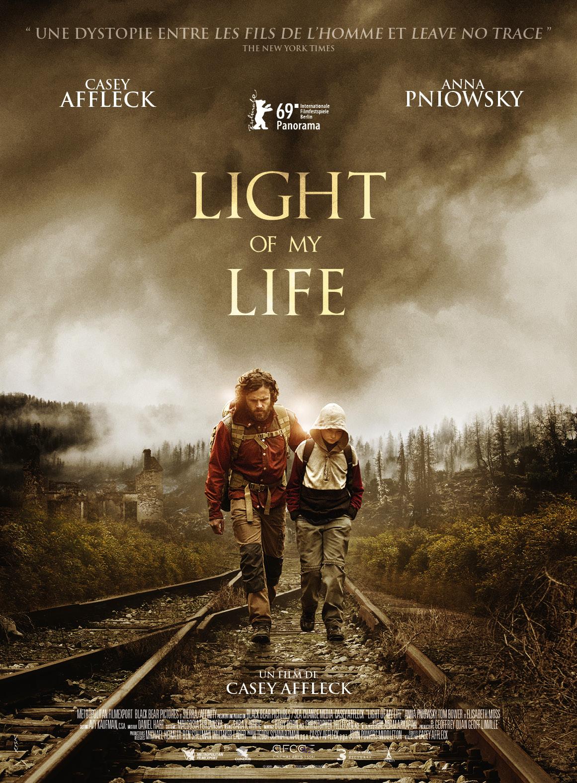 Light of my Life affiche film 2020