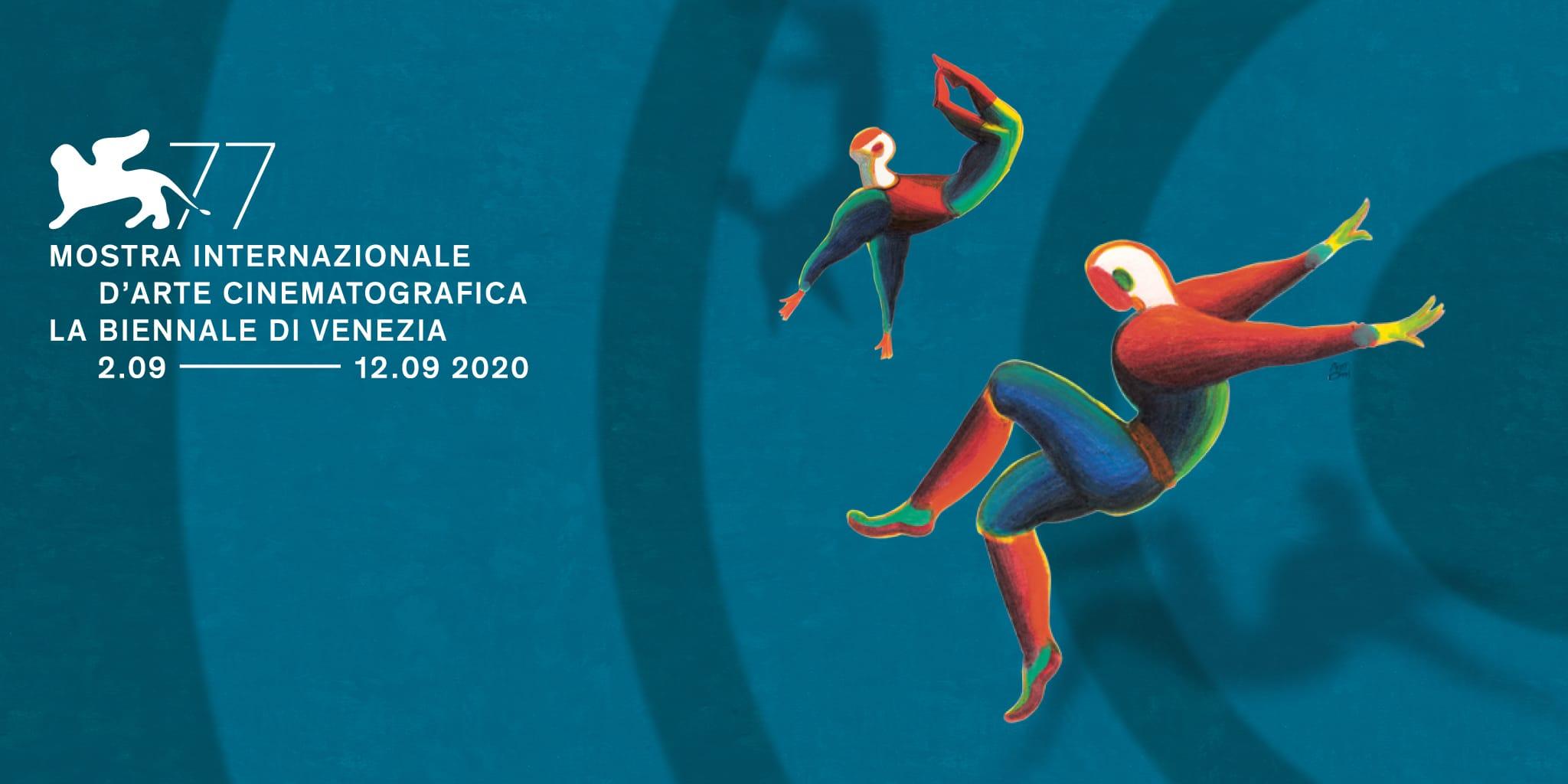 Mostra de Venise 2020 affiche festival cinéma