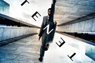 Tenet affiche film cinéma 2020