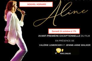 Aline avant première