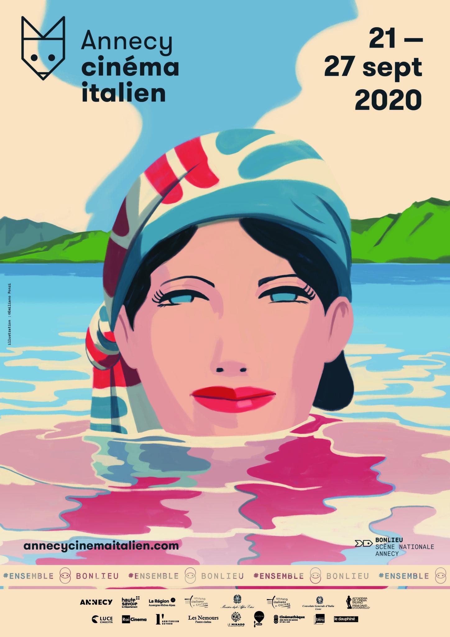 Annecy cinema italien affiche 2020