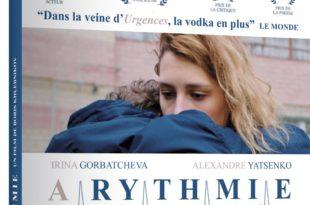 Arythmie de Boris Khlebnikov image pochette dvd film cinéma