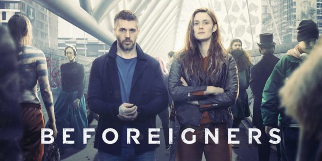 Beforeigners saison 1 affiche série télé