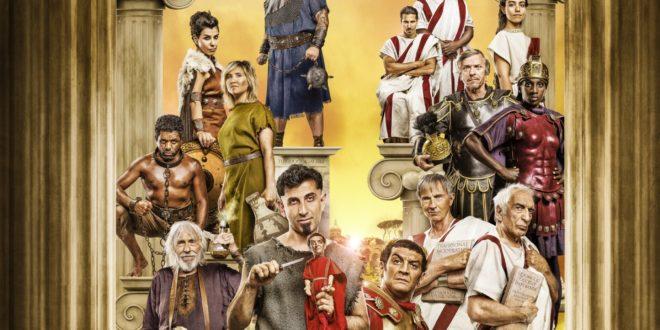 Brutus vs Cesar affiche film kheiron