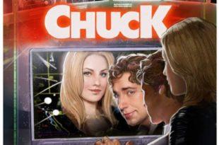 Chuck saison 4 affiche série télé