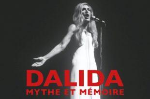 Dalida - Mythe et mémoire de Barbara Lebrun couverture livre