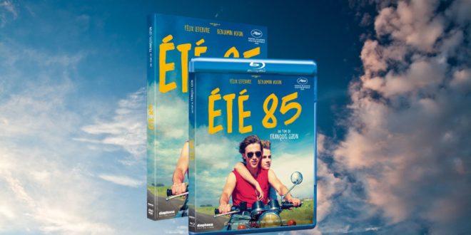été 85 dvd critique avis film ozon