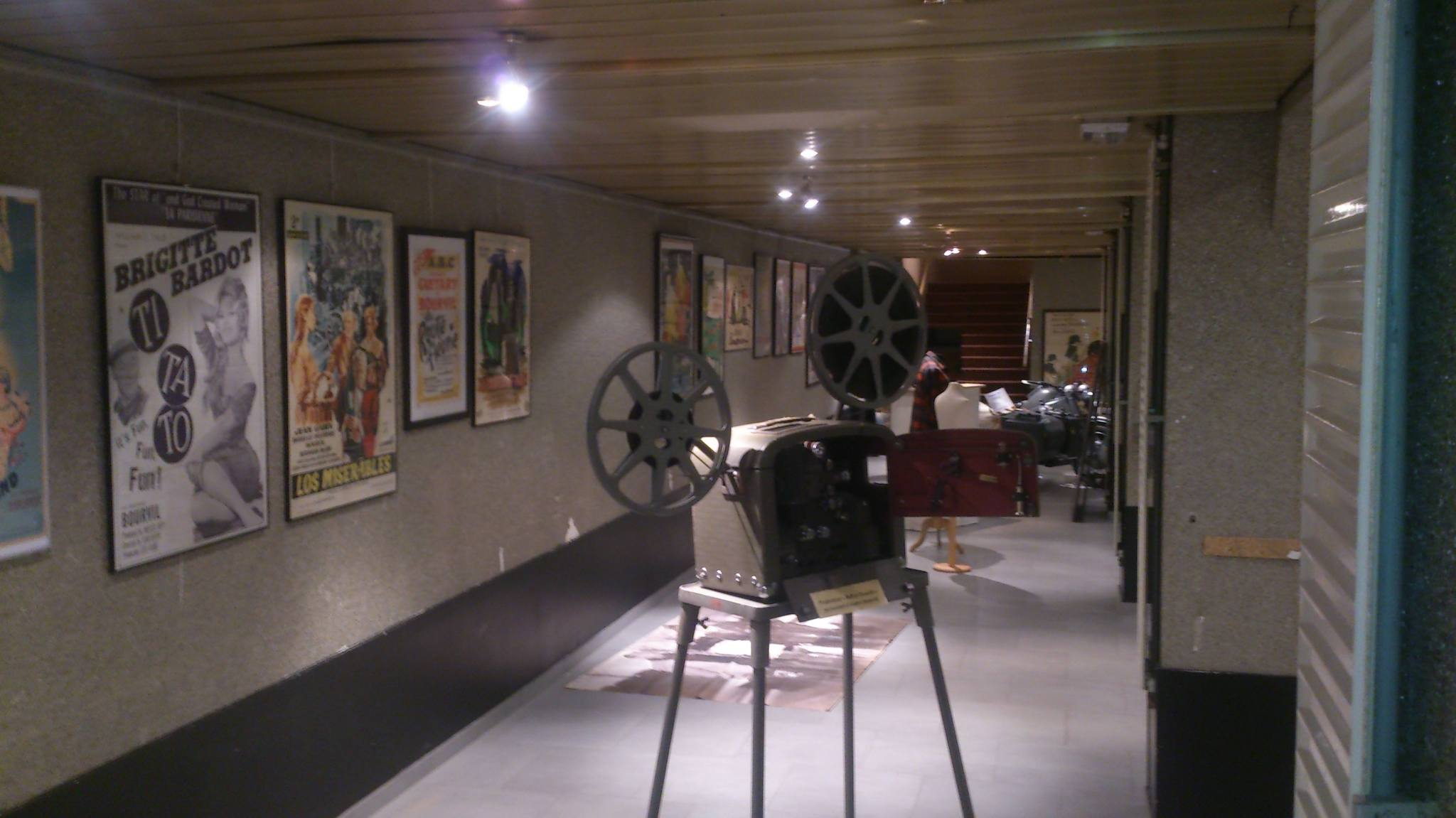 Exposition Le Cinéma de Bourvil photo