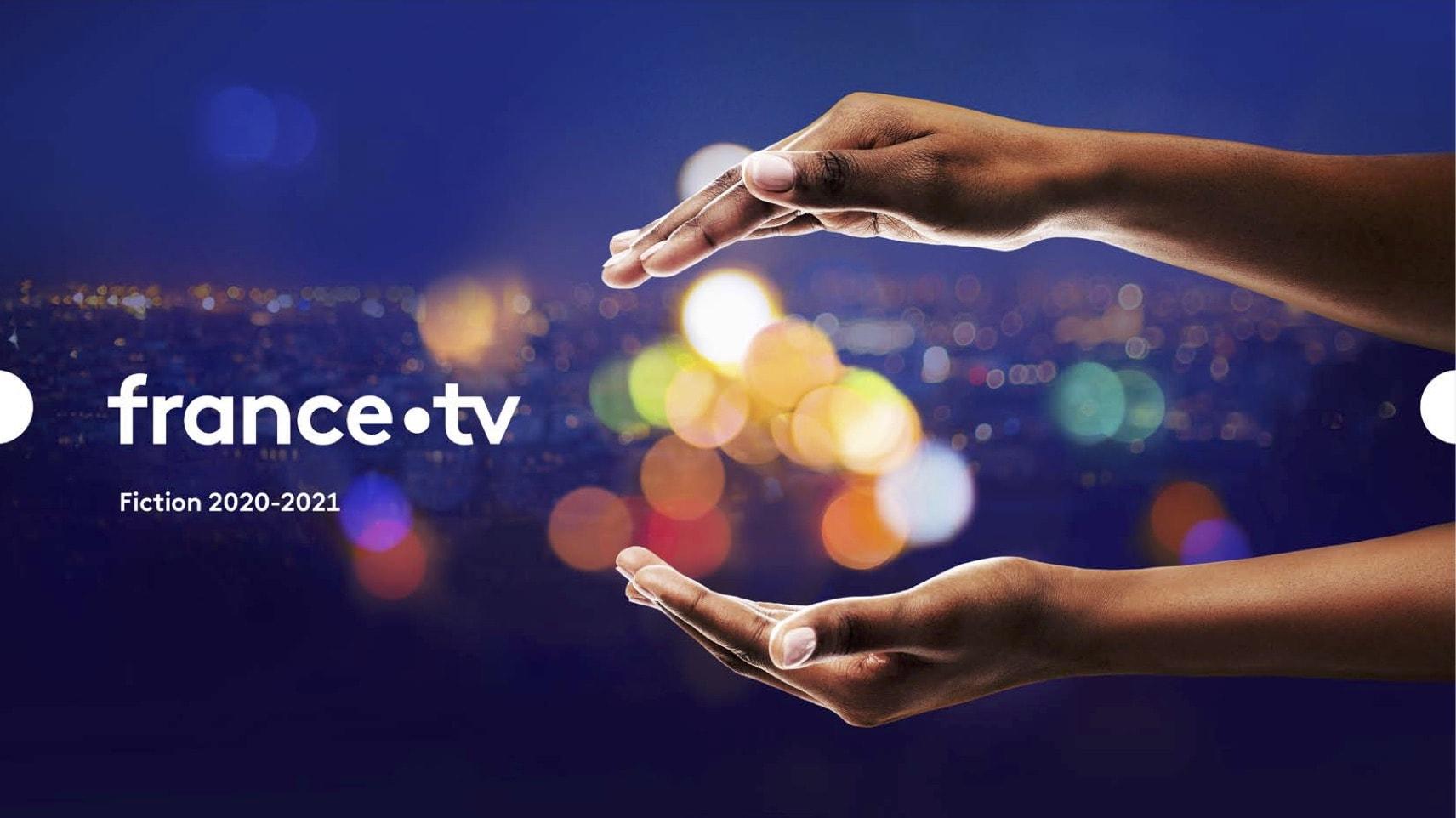 La saison fictions 2020-2021 de France Télévisions visuel