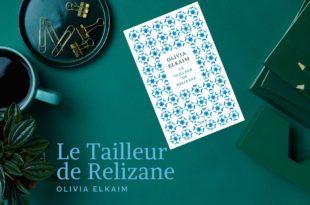 Le Tailleur de Relizane Olivia Elkaim