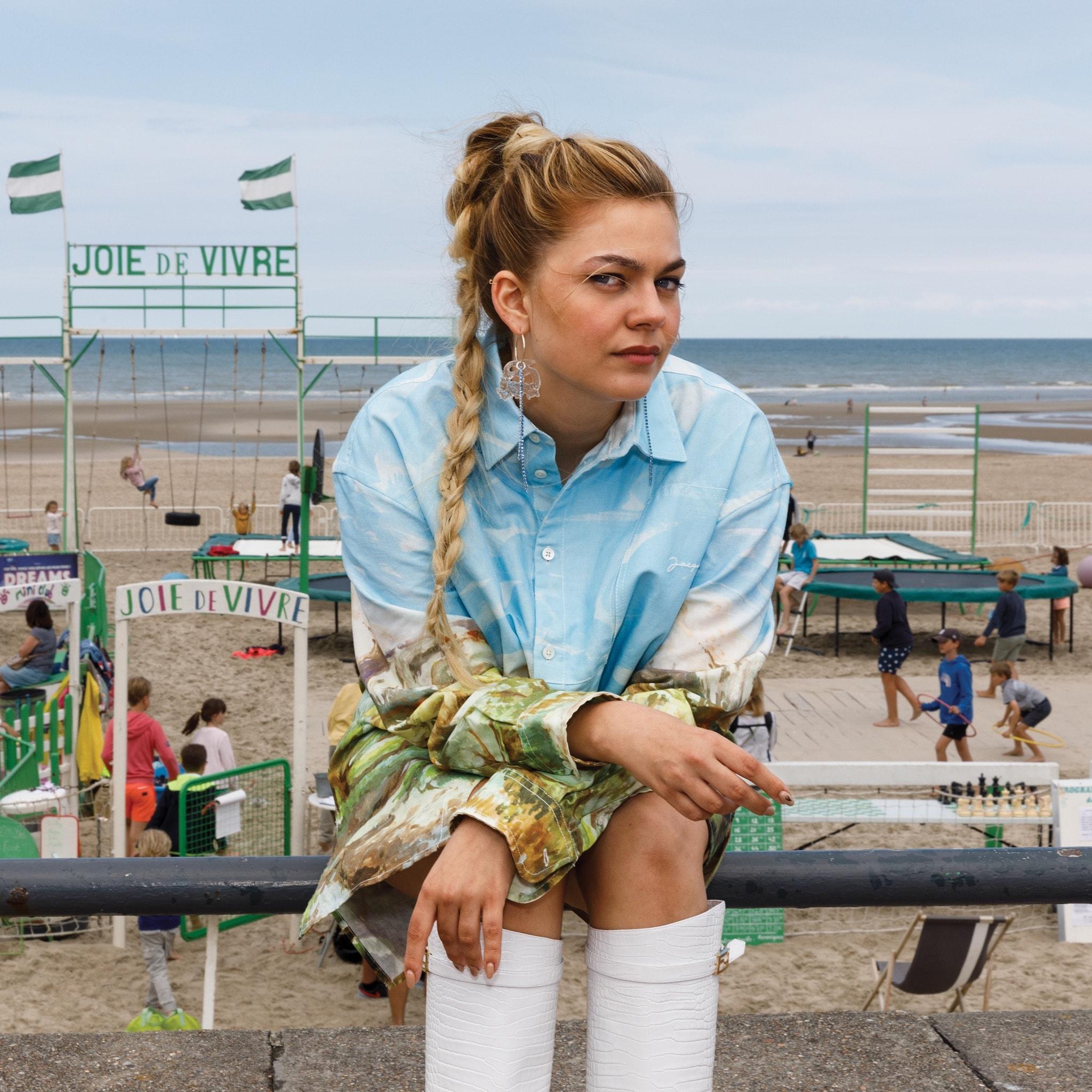 """Louane - image album musique """"Joie de vivre"""""""