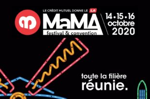 mama festival & convention 2020 affiche