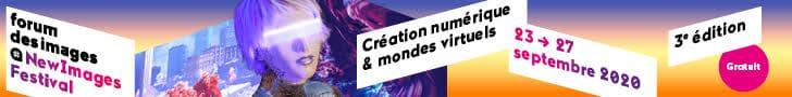 NewImages Festival 2020 image bannière