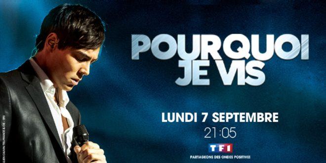 Pourquoi je vis de Laurent Tuel affiche téléfilm TF1