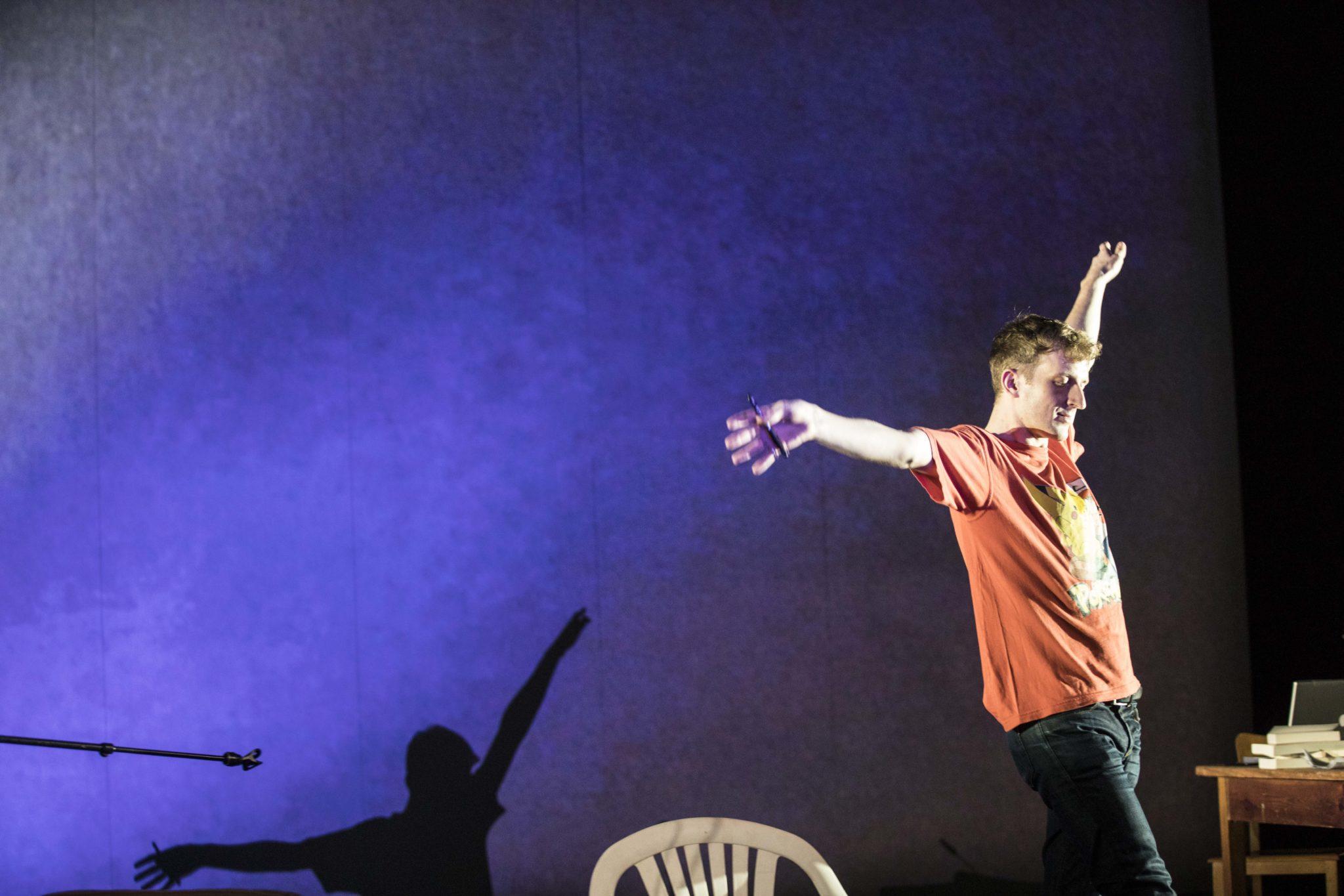 Qui A Tue Mon Pere critique théâtre Edouard Louis 116