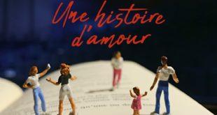 Une Histoire d'Amour affiche théâtre critique avis