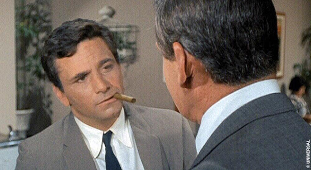 Columbo épisode Inculpé de meurtre image série télé