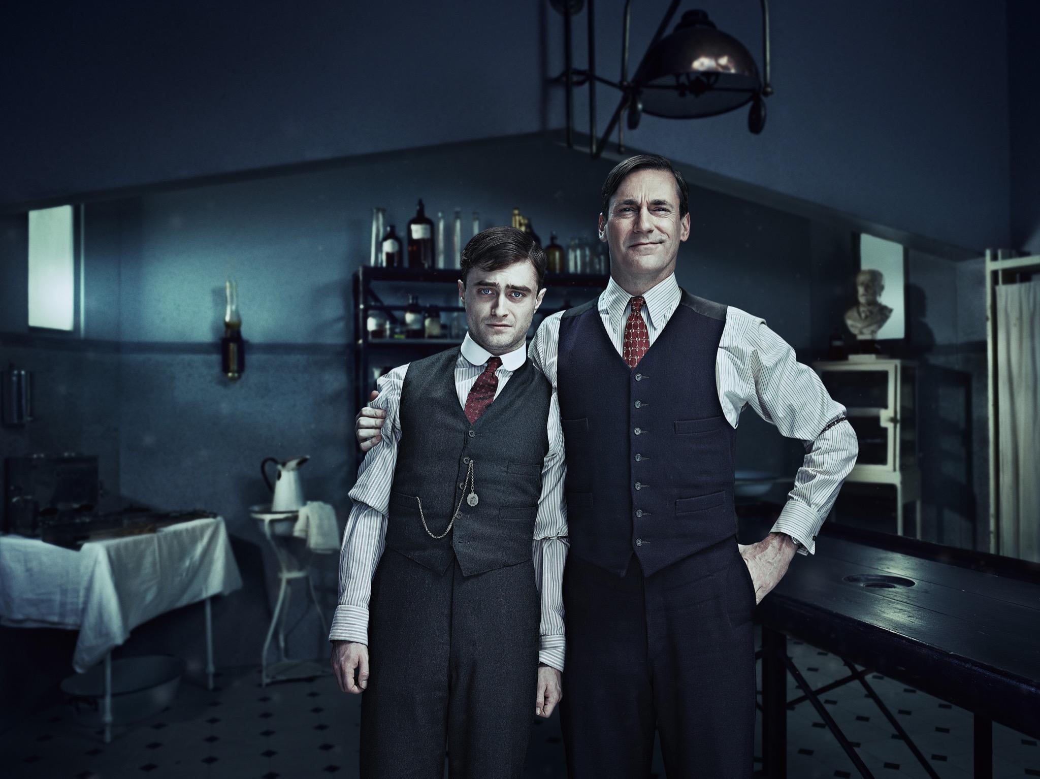 A Young Doctor's Notebook image série télé