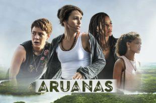 Aruanas saison 1 affiche série télé