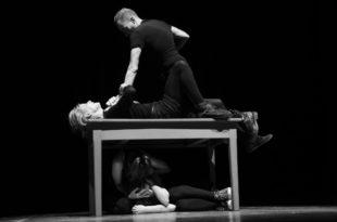 Asméraldia, à l'abri des larmes et des cris par la Compagnie Le 8ème Sens photo spectacle
