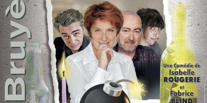 Betty's Family par Stéphane Bierry affiche théâtre