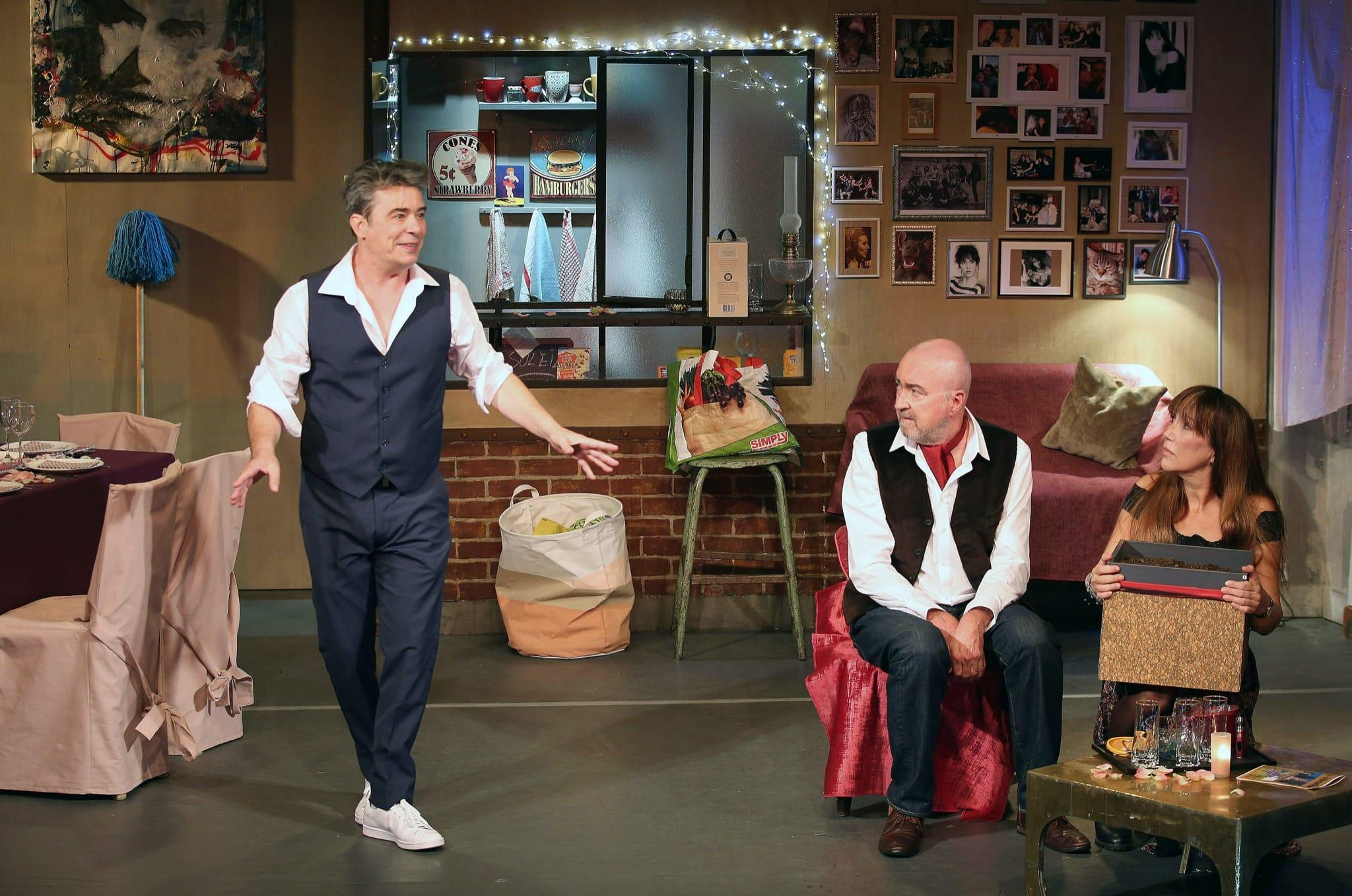 Betty's Family par Stéphane Bierry photo théâtre