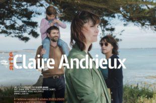 Claire Andrieux d'Olivier Jahan affiche téléfilm