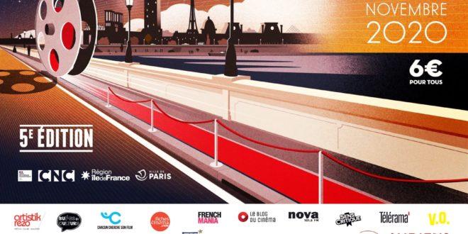 Festival Avant-premières ! 2020 affiche avec partenaires manifestation cinéma