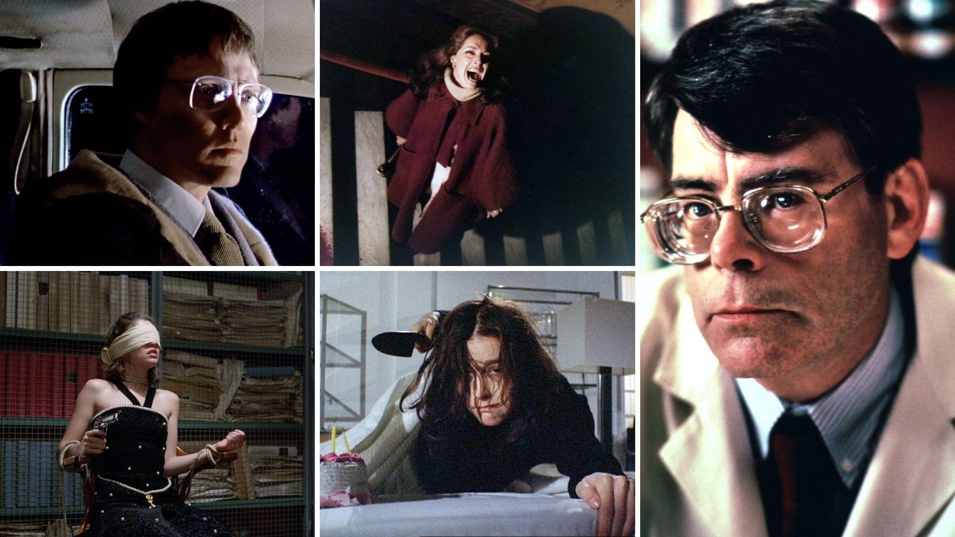 images Stephen King, le mal nécessaire, Terreur à l'opéra, Dead Zone, L'emmurée vivante, Sœurs de sang,