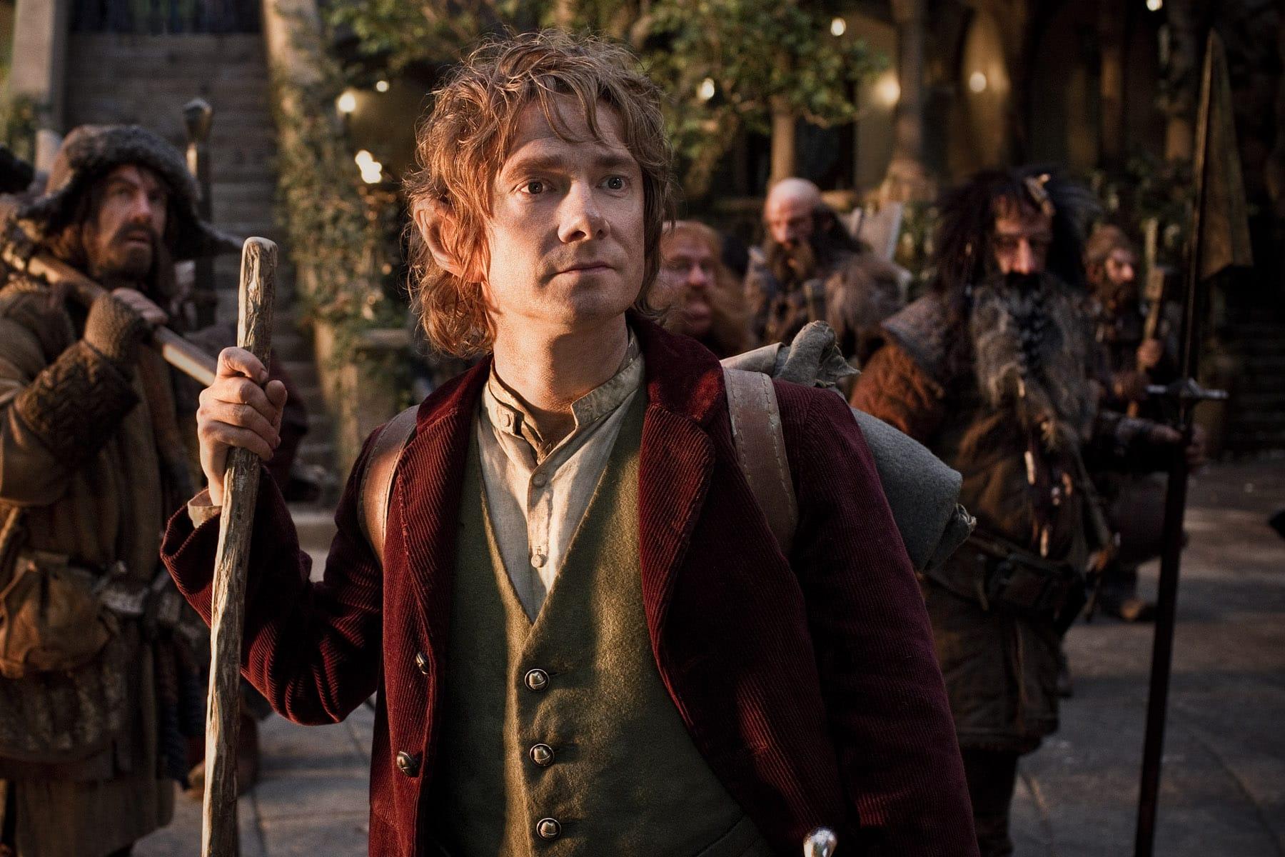 Le Hobbit : un voyage inattendu de Peter Jackson image film cinéma