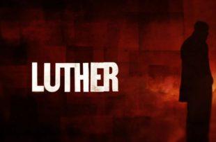 Luther de Neil Cross affiche série télé