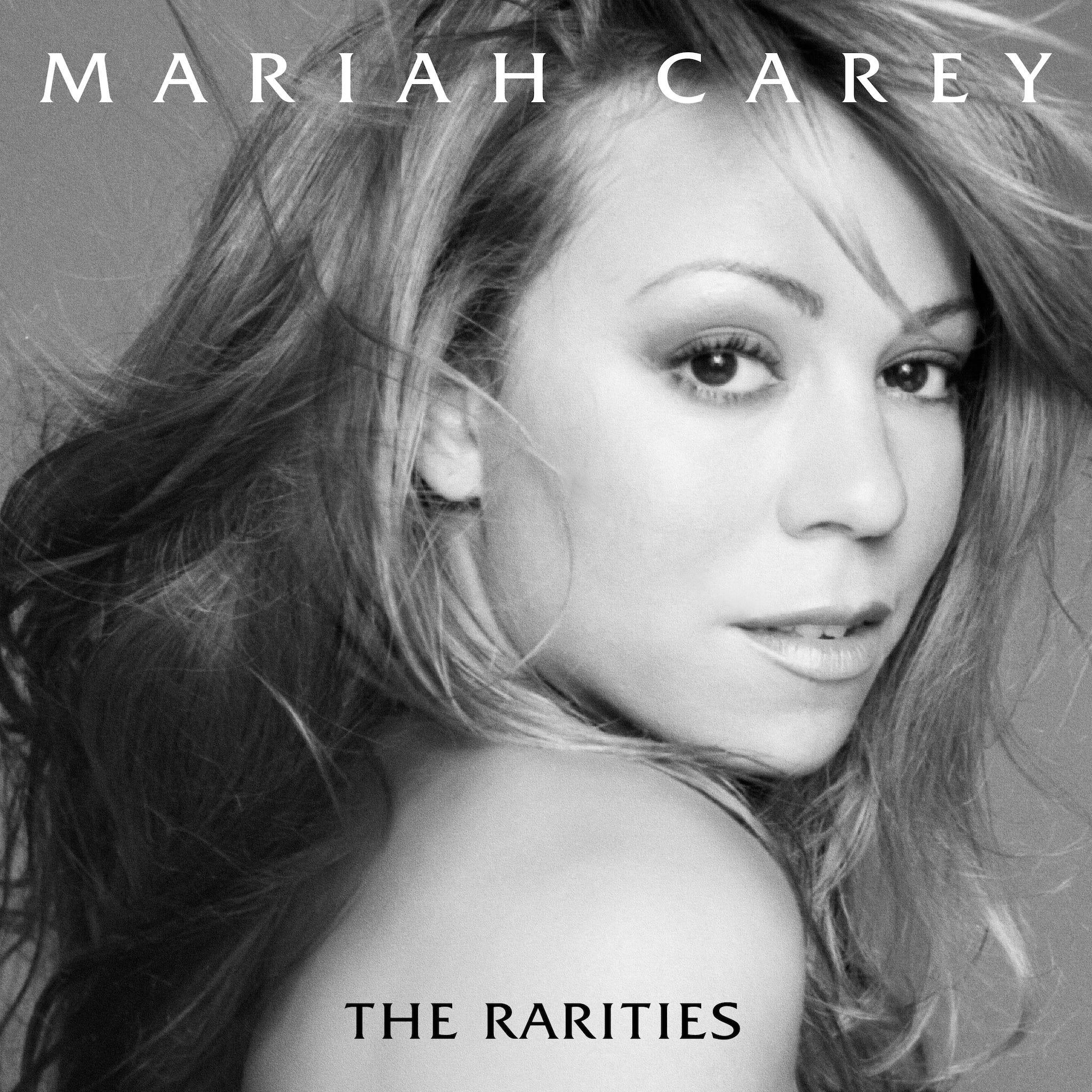 Mariah Carey The Rarities image pochette album musique