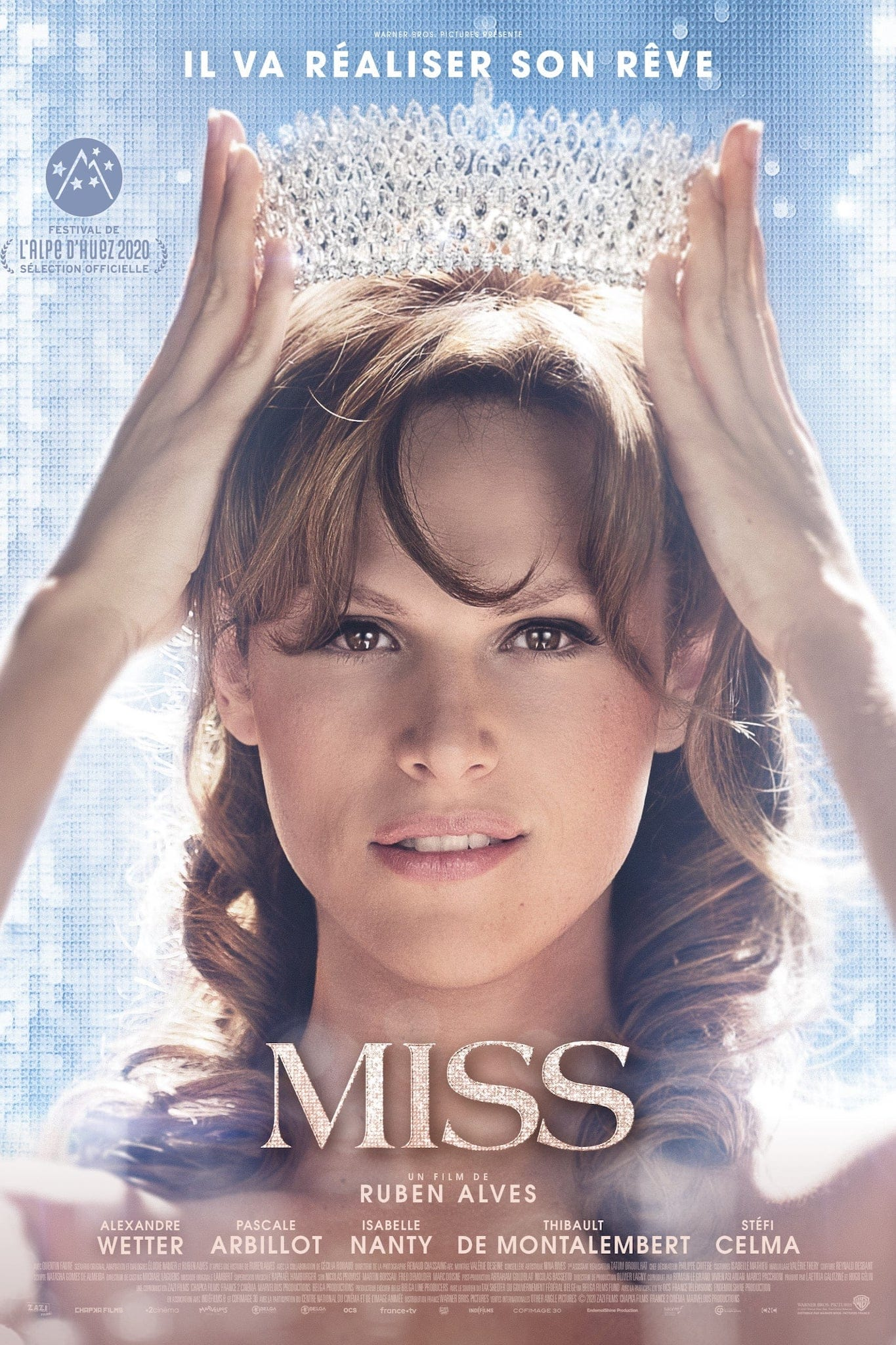 Miss de Ruben Alvès affiche film cinéma