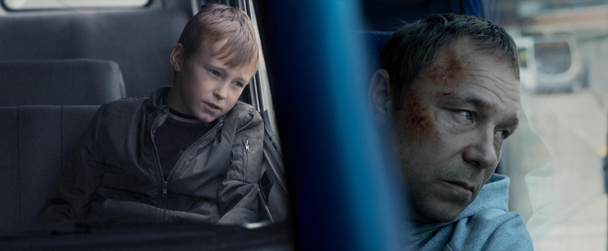 The Virtues de Shane Meadows and Jack Thorne image série télé