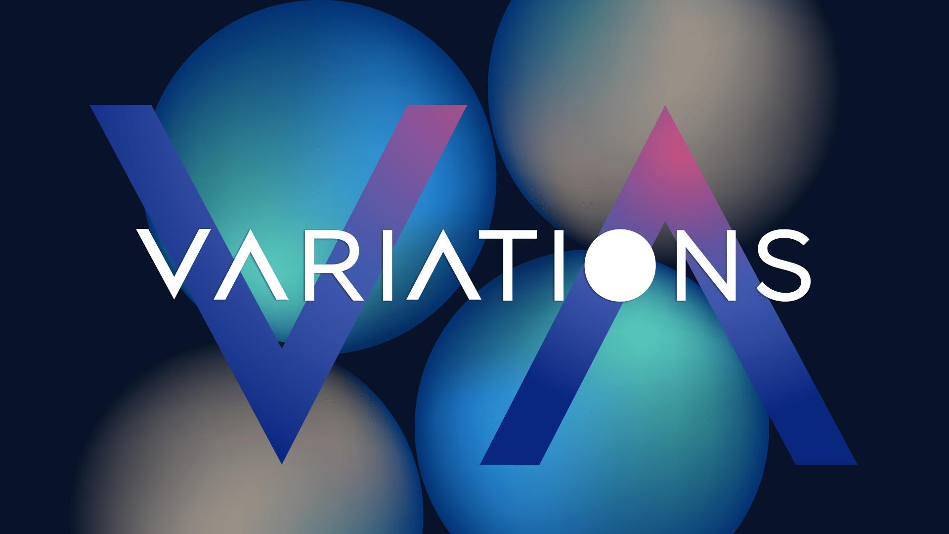 Variations saison 5 logo série musique